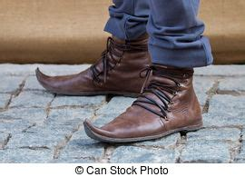 Medieval Shoes Close Specific Long