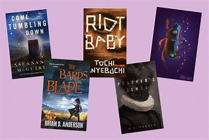 Books Science Fiction Fantasy Spring Winter Bishop