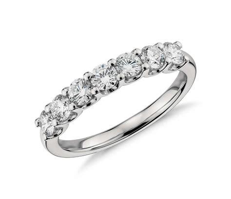 7 Stone Diamond Ring  Wedding, Promise, Diamond. Modern Rings. Palladium Metal Wedding Rings. Juniper Rings. Mens Purple Wedding Engagement Rings. Shape Engagement Rings. Tumblr Hand Wedding Rings. Russell Wilson's Wedding Rings. Baguette Design Engagement Rings