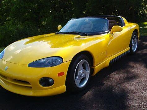 how cars run 1995 dodge viper electronic throttle control 1995 dodge viper rt 10 yellow car yellow cars dodge viper viper car ve viper