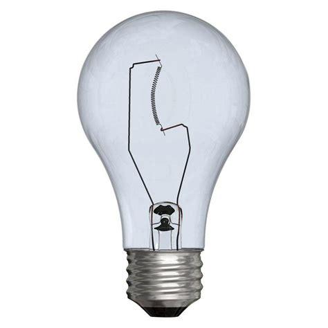 reveal light bulbs ge reveal 60 watt incandescent a19 reveal clear light bulb