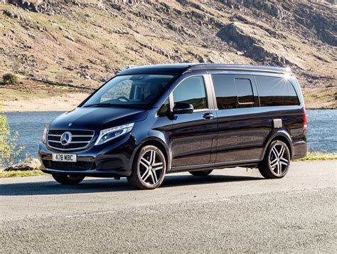Mercedes V Class Backgrounds by Mercedes V Class Marco Polo 2017 Photos Parkers
