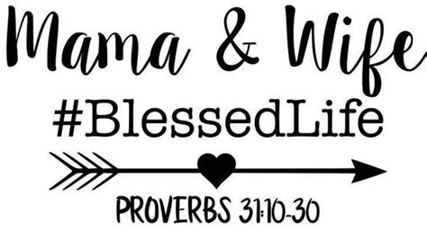 The size of our free svg files can be increased or decreased without any loss of quality. Mama and Wife Blessed Life SVG PDF PNG Jpg Dxf Eps | Etsy ...