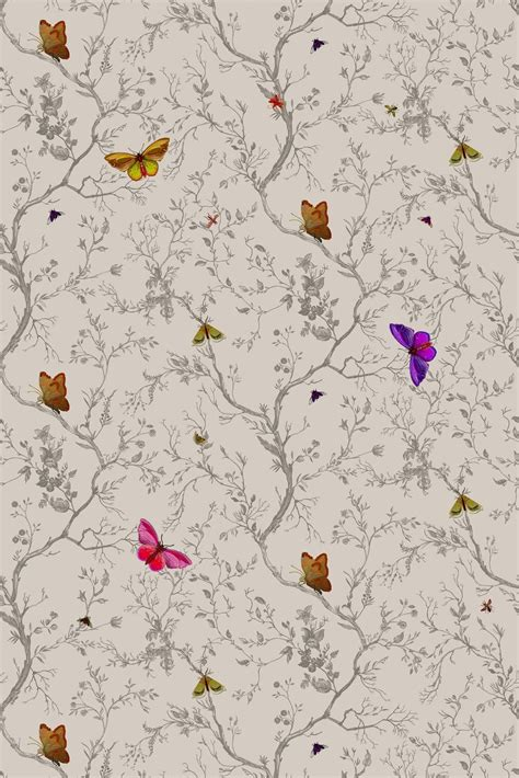 timorous beasties fabric butterflies fabric