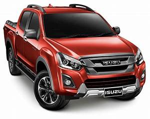 2016 Isuzu D-max V-cross Makes Thai Debut