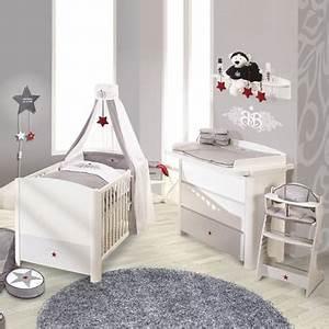 Babybett Und Wickelkommode : babybett und wickelkommode set ~ Watch28wear.com Haus und Dekorationen