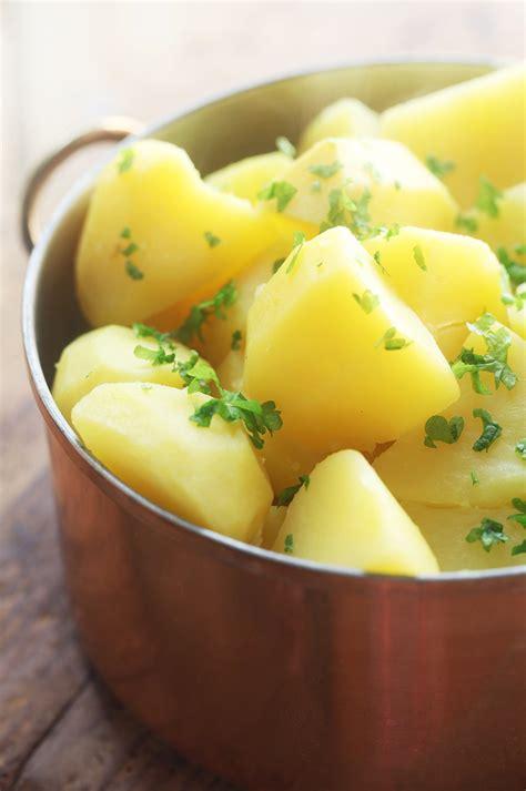 cuisine à la vapeur recettes recette pommes de terre à la vapeur