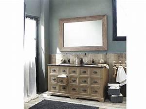 Meuble salle de bain a l ancienne for Deco cuisine pour meuble salle de bain