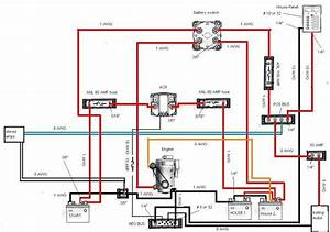 Tracker Pontoon Boat Wiring Diagram  Tracker  Free Wiring