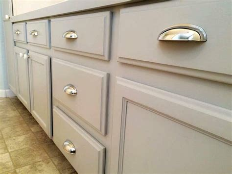 Kitchen Remodel Ideas With Oak Cabinets - master bath transformation with general finishes seagull gray milk paint general finishes