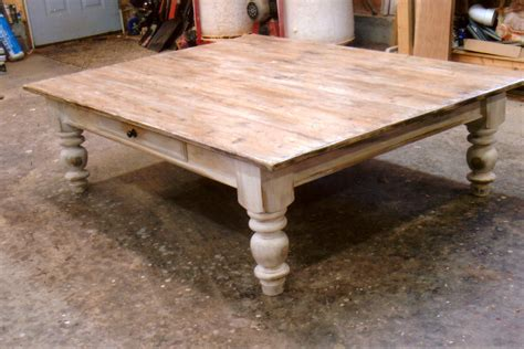 square farmhouse coffee table pine farmhouse coffee table