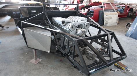chassis body package  custom