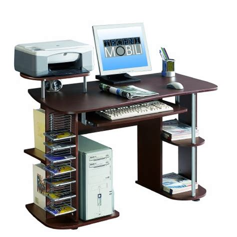 Techni Mobili Computer Desk Canada by Black Corner Desk
