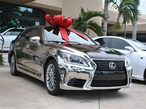 Jm Lexus New Car Inventory by It S A Wrap One Shiny Lexus Ls 460l Clublexus