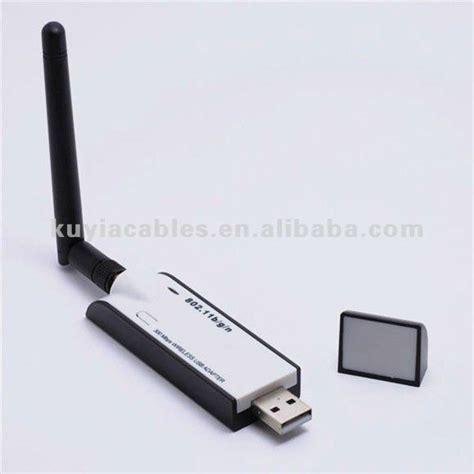 carte wifi pour pc bureau 300 m usb wifi adaptateur sans fil lan card avec antenne
