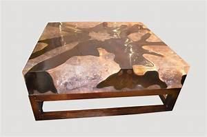 andrianna shamaris cracked resin coffee table for sale at With cracked resin coffee table