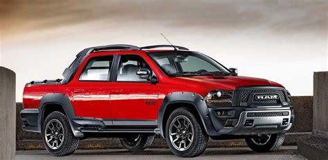 Dodge Midsize Truck 2020 by 2020 Dodge Dakota Specs Concept Release Date