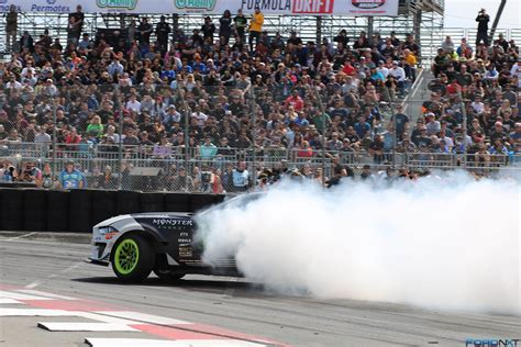 Ford Mustang Drift Nuerburgring by Vaughn Gittin Jr Says He Ll Be The To Drift The