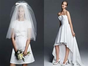 Robe Courte Mariée : la collection max mara bridal 2016 ~ Melissatoandfro.com Idées de Décoration
