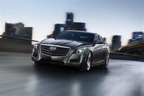 cadillac cts  sport prices reviews  pictures