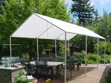 Canopy Tent Cover by Replacement Canopy Tent Carport Cover 10x20 Tarp Sun
