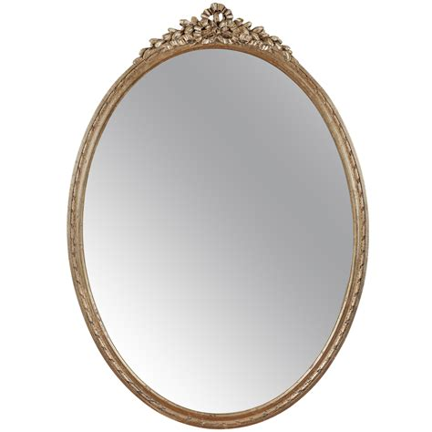 image gallery oval mirror