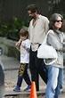 #FrightNight2011 Colin Farrell & his son Colin Farrell on ...