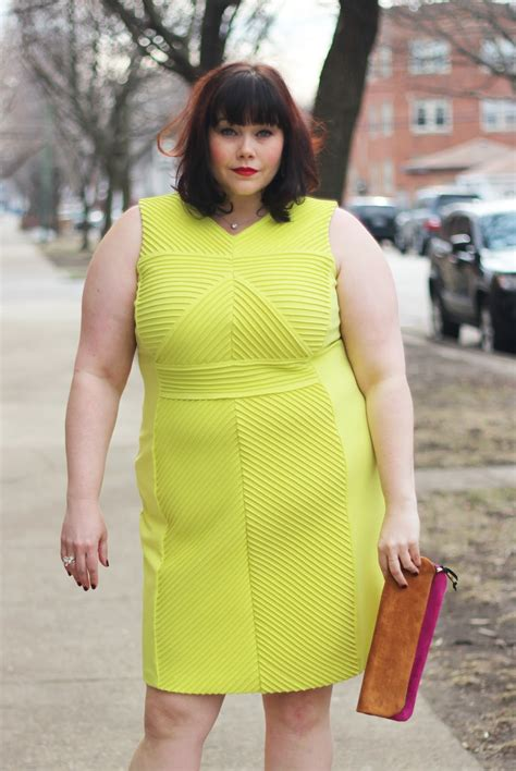 Girlboss Ootd Standing Out In Neon Yellow