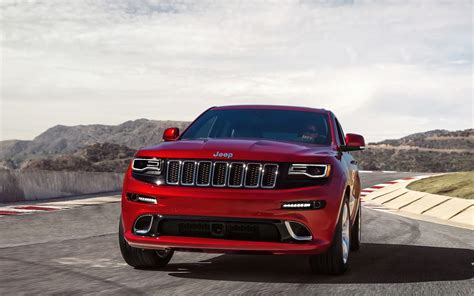 jeep grand cherokee srt red download wallpaper 1680x1050 jeep grand cherokee srt red
