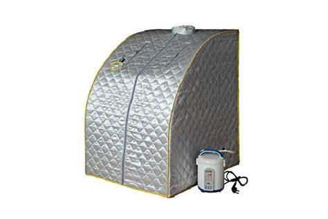 Mobile Dampfsauna  Wellness Sauna Für Zuhause