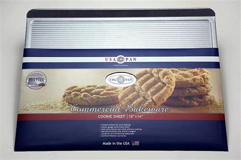 usa cookie sheet pan breadtopia inches
