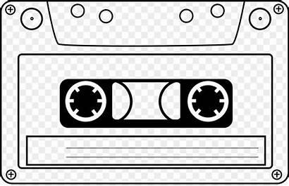 Tape Cassette Clip Recorder Cleanpng Compact Clipart