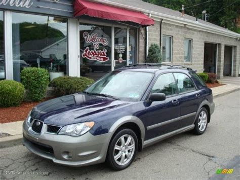 outback subaru 2006 2006 subaru outback sport photos informations articles