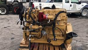 Caterpillar 3116 Engine For Sale 7as Serial  190 Hp