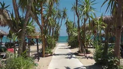 mikes oasis georgioupolis kreta youtube