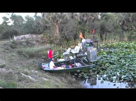 Airboat Fails by Mini Airboat Funnydog Tv