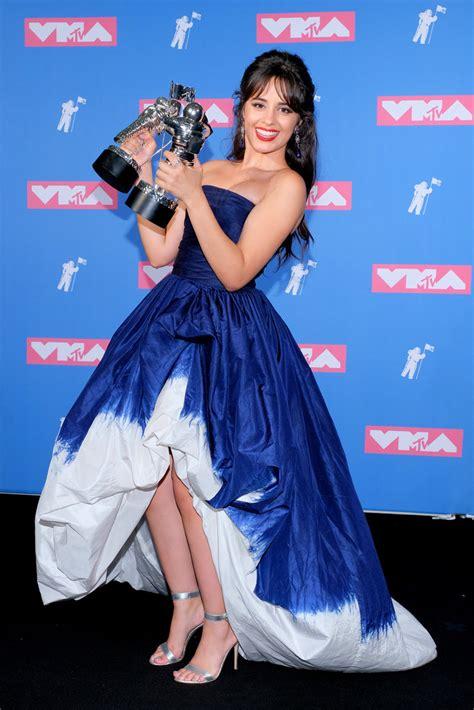 Camila Cabello Photos Mtv Video Music Awards