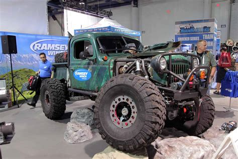 Mega Gallery: Most Epic Trucks of the 2015 SEMA Show