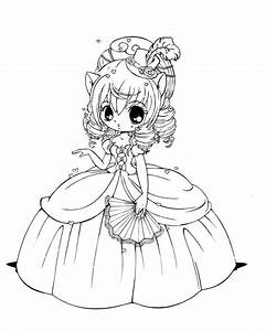 Cute Chibi Anime Coloring Pages Gianfredanet