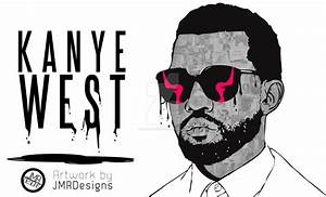 Kanye West Vector by MrJMRDesigns on DeviantArt