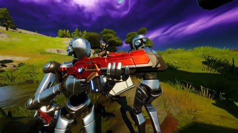 fortnite season  mythic weapon locations pc gamer