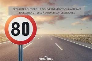Vitesse A 80km H : s curit routi re le gouvernement souhaiterait baisser la vitesse 80 km h sur les routes ~ Medecine-chirurgie-esthetiques.com Avis de Voitures