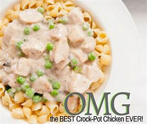 The Best Crock Pot Chicken Recipe