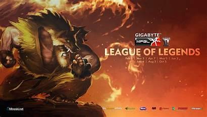 Mineski Legends League Wallpapers