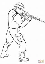 Military Coloring Pages Uniform Drawing Getdrawings sketch template