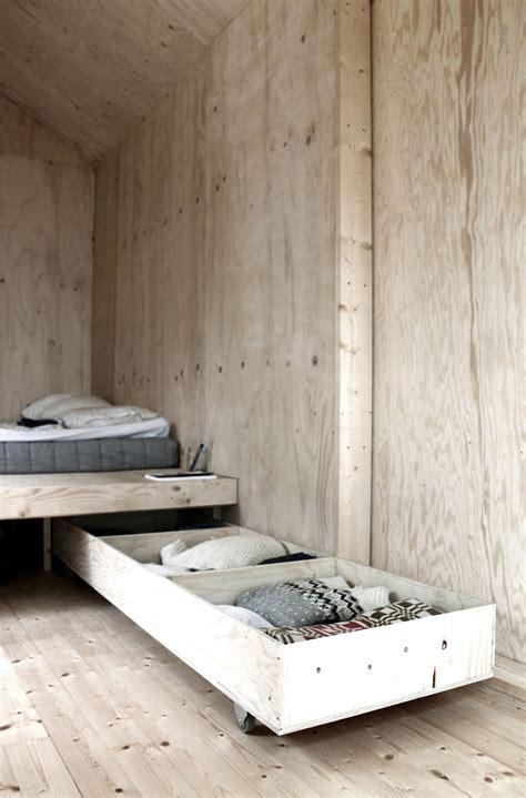 ideas    bed storage contemporist