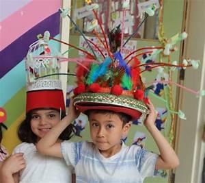 2020 Yearly Calendar Word Preschool Crazy Hat Day Sagesse High School