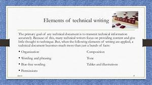 How To Write A Technical Documents