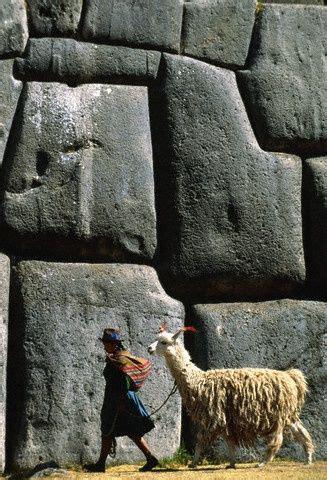 Peru Machu Picchu Stone