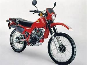 Honda Xl 125 R  1982  U00e0 1999  - Votre Essai